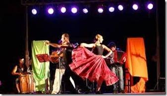 Presentación internacional del Ballet de La Costa