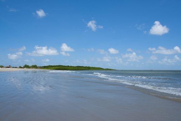 Praia Marudà - Marapanim, fonte: Daniele Lopes in fotografodigital.com.br