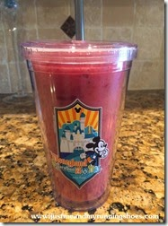 Strawberry Pineapple Smoothie (3)