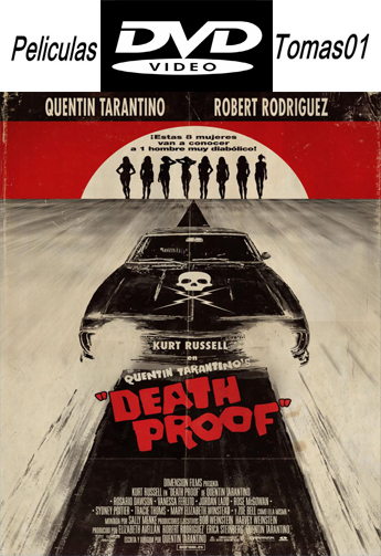 Death Proof (Grindhouse) (2007) DVDRip
