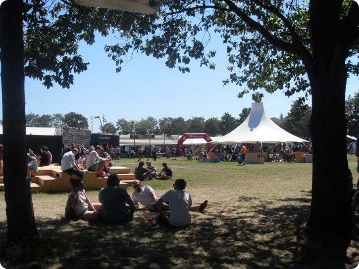 Festivalpladsen - Roskilde festival 2015