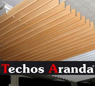Techos aluminio Goya