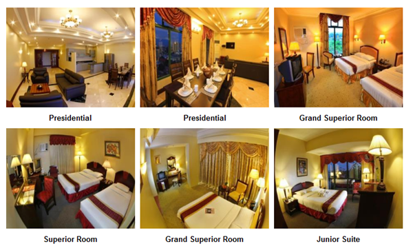 Sarrosa International Hotel and Residential Suites Cebu, Philippines- room Agoda