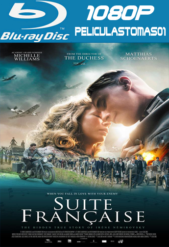 Suite Francesa (2015) [BDRip m1080p/Dual Castellano-ingles]