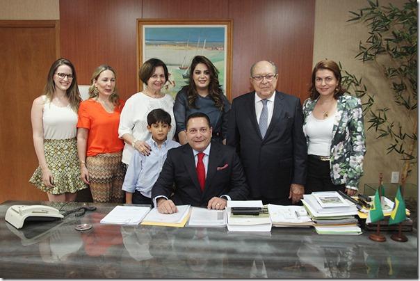 Governador em exercicio Ezequiel Ferreira fot Ivanizio Ramos14