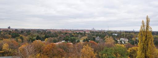 Panorama of the Berlin Skyline