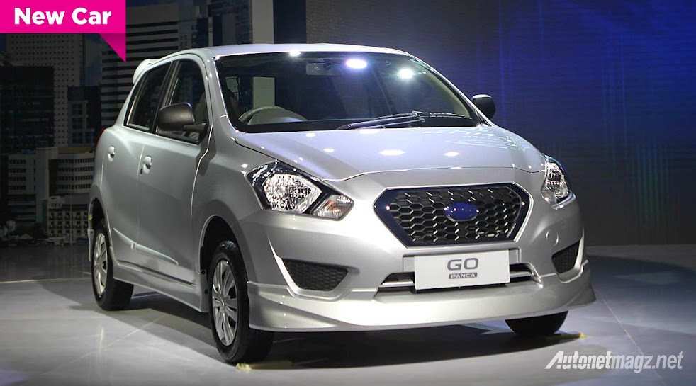 Datsun Go Panca - Spesifikasi Lengkap dan Harga