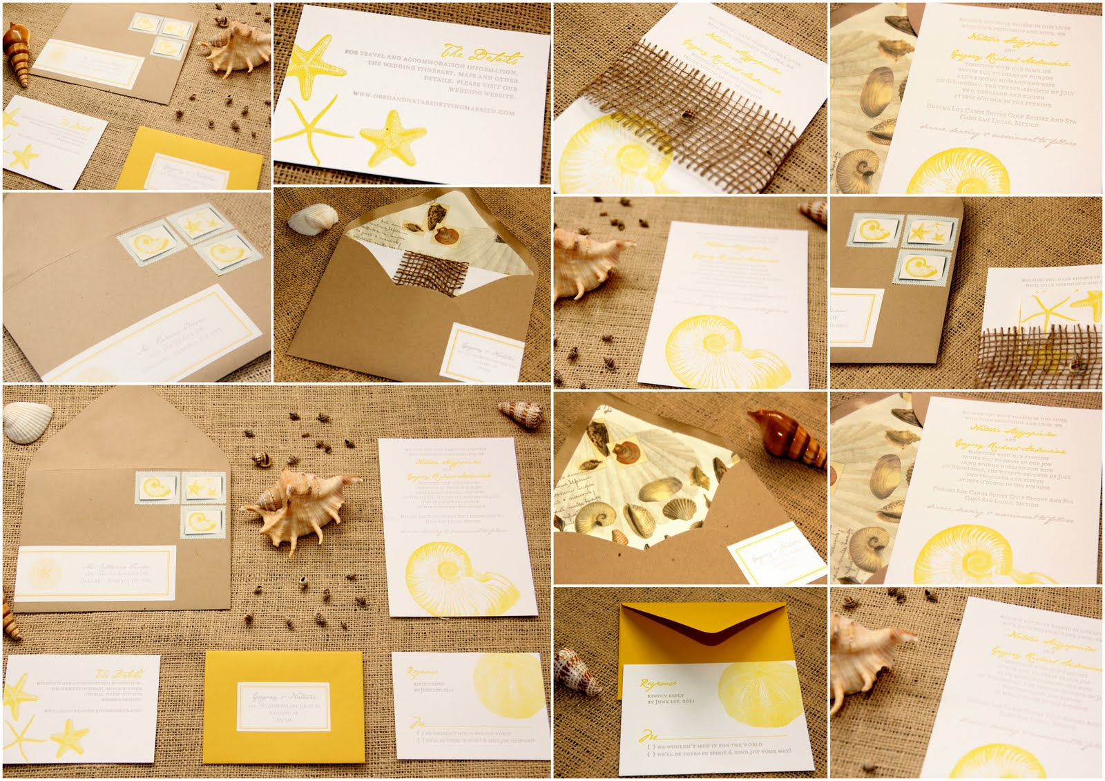 wedding invitations examples