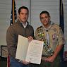 Eagle Scout Alex Perrone: Carmel