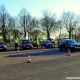 Controle op N366 door politie en belastingdienst - Foto's Dennie Gaasendam