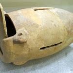 """""""Piège à rats"""". Mundigak, Afghanistan. Période IV, vers 2700 av. J.-C."""