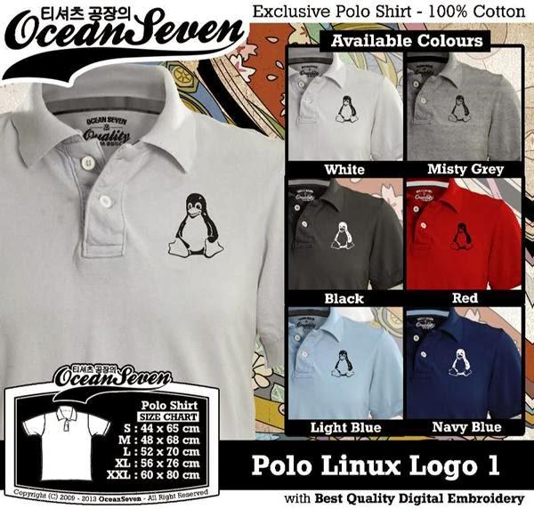 POLO Linux Logo 1 IT & Social Media distro ocean seven