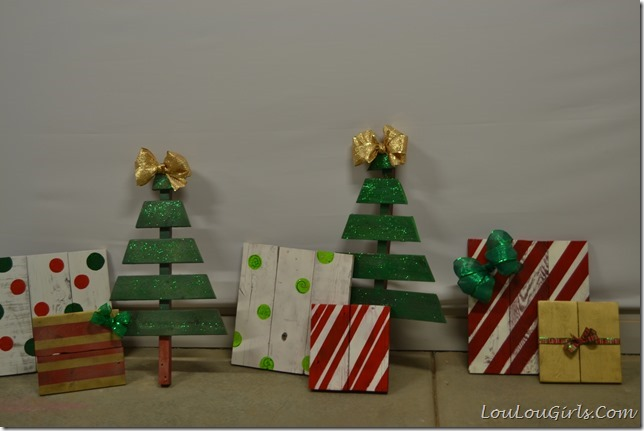 DIY-Pallet-Christmas-Tree-And-Presents (25)