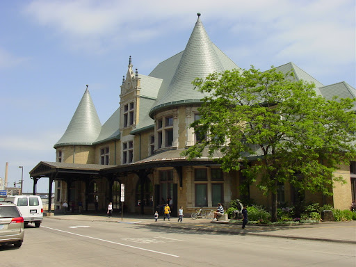 Duluth Union Depot, build in 1892
