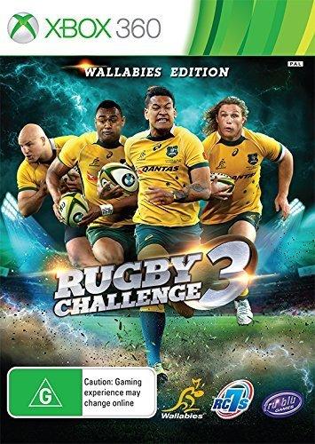 [GAMES] Rugby Challenge 3 (XBOX360/Region free)