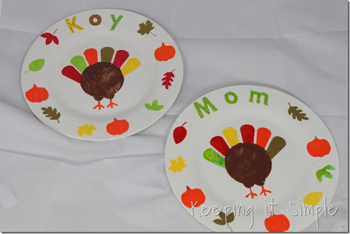 DIY-Thanksgiving-Dinner-Plates Kids Craft (9)