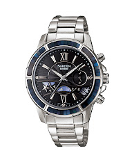 Casio Edifice : ERA-500DB-1A