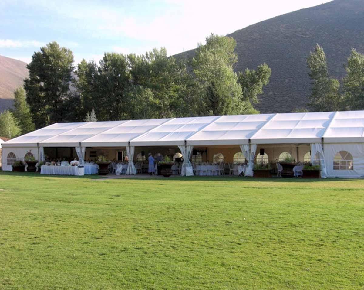 Clearspan Tents 25x50m  GSL-25