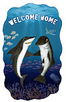 <strong>Shark N' Salmon.</strong> <em>Digital Media, 2015. Commission for Resa LaMont.</em>