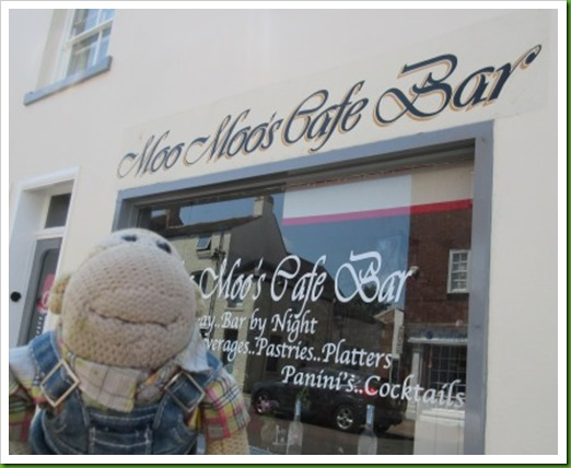 moo moos Cafe Bar Evesham