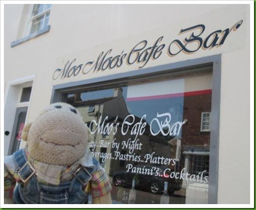 moo moos Cafe Bar Evesham