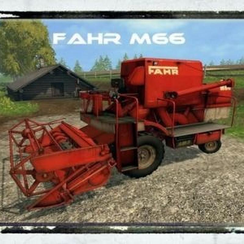 Farming simulator 2015 - Fahr M66 v 1.2
