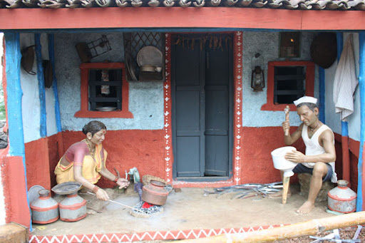 amazing wax museum in india