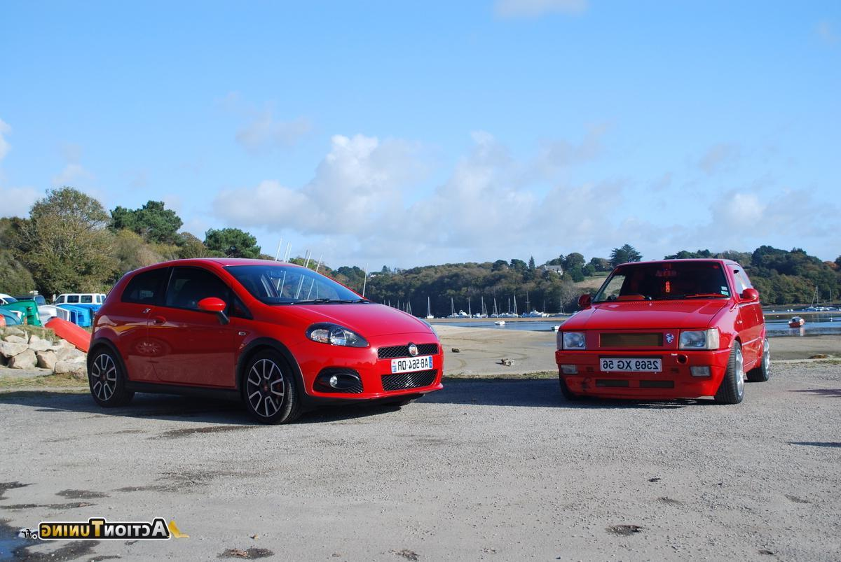 Rencontre : Fiat Uno Turbo