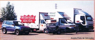 Empresa transporte La Aguilera