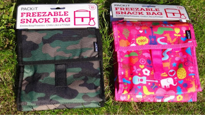 Freezable Snack Bag from Packit