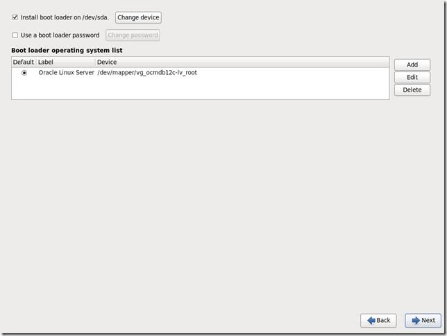 Install OS Screen 24
