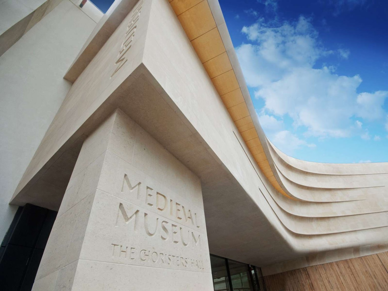 Medieval Museum by Waterford City Council Architects