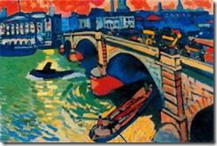 Derain, el puente de londres, 1906