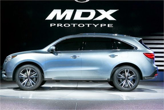 2016 Acura MDX Test Drive, Release Date and Price