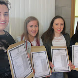 Niamh Boyle, Sarah Murray, Cora Mc Closkey and Emma Friel.JPG