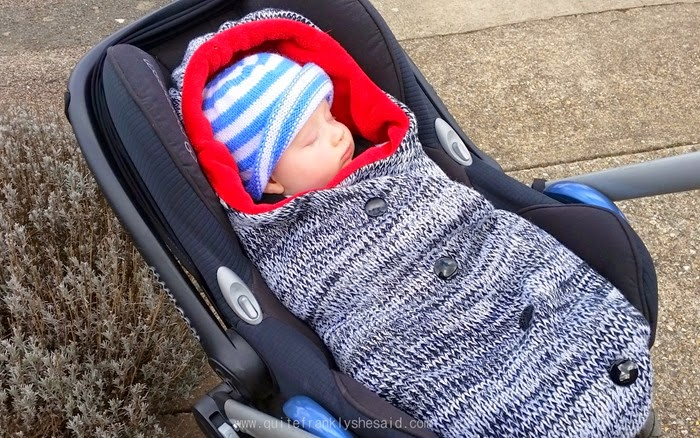 car seat blanket cocoon babies