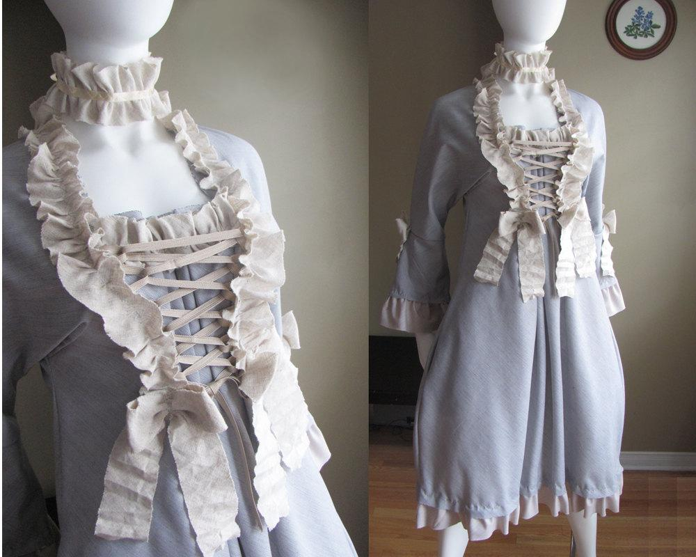 Wedding. Rococo. Womens Dress.