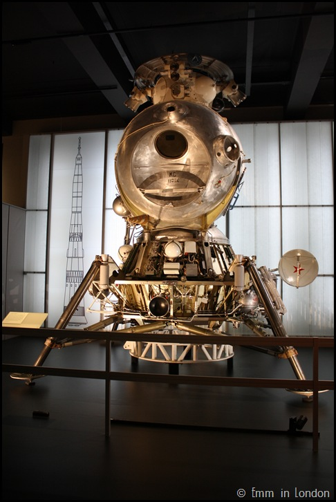 LK 3 Lunar Lander
