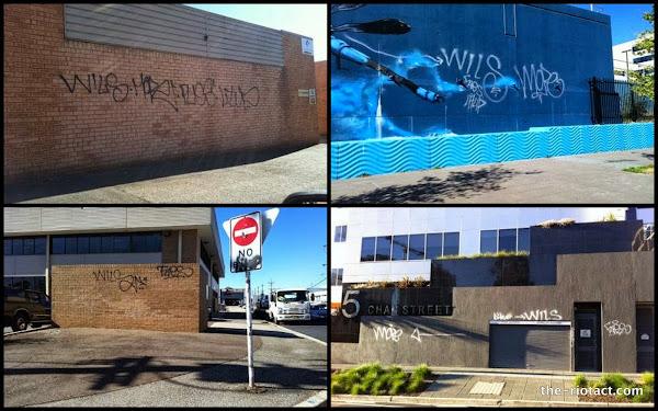 graff collage