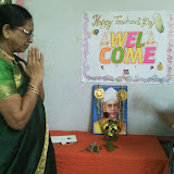 Teachers Day Celebrations at Kukatpally Branch