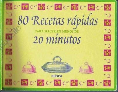 80 RECETAS