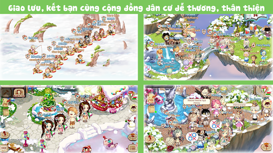 Game Đảo Mây: Chibi Sky Islands apk for kindle fire
