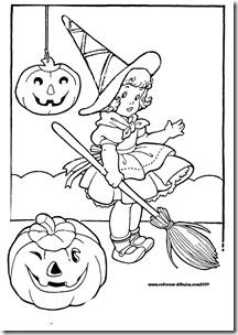 dibujo-de-bruja-hallowen-para-colorear2