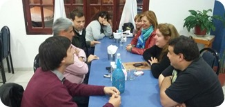 El intendente Juan Pablo de Jesús se reunió con organizadores de la festividad popular