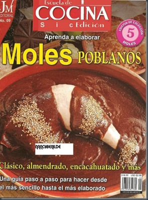 Escuela de cocina 09 moles poblanos pdf mega for Curso de cocina pdf