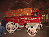 The Anheuser-Busch wagon at the Anheuser-Busch Brewery in St Louis 03192011b