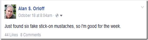 mustache fb