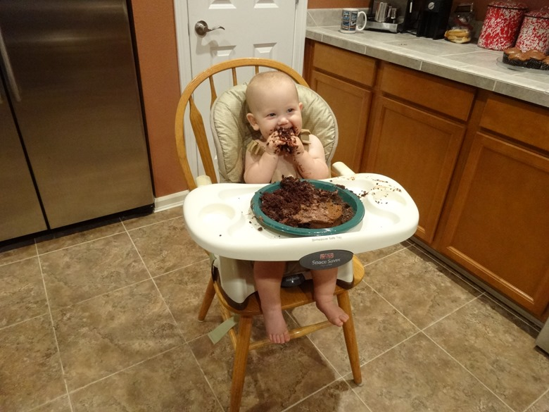 The most precious cake smash ever! #birthday #smash #cake