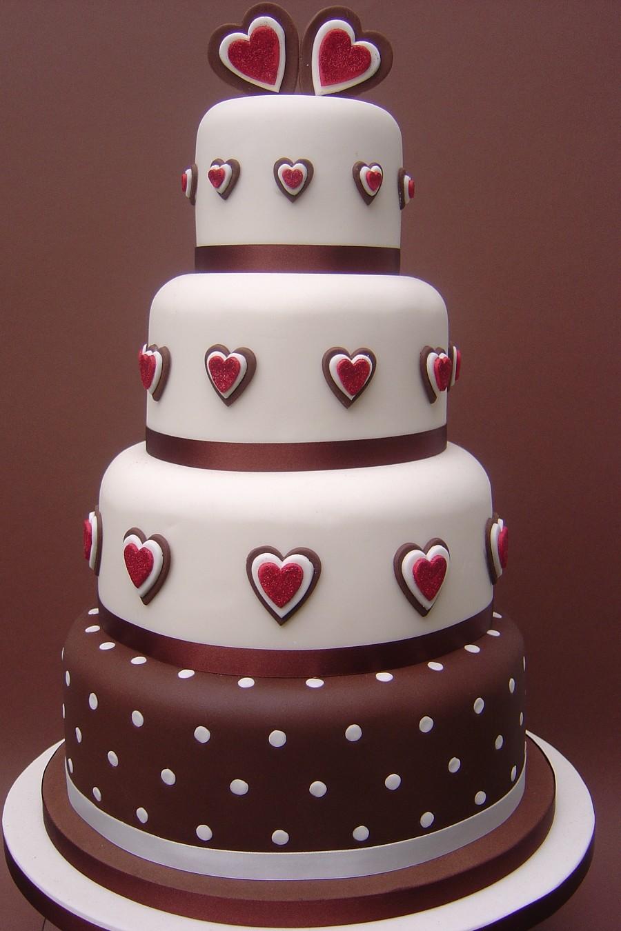 wedding cake 2011
