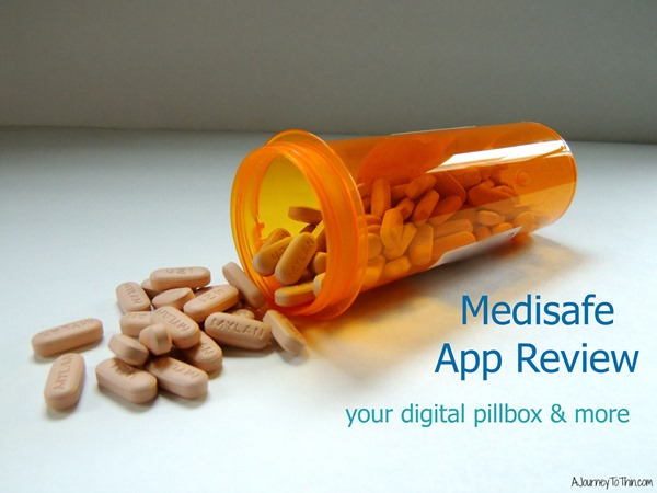 Medisafe App Review digital pillbox & more
